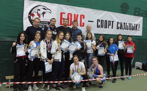 Женская сборная Тверской области по боксу